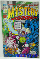 1963 #1 Mystery Incorporated Alan Moore Image 1993
