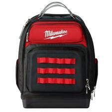 Jobsite Backpack Ultimate Tool Storage Durable Sternum Strap Organizer 15 in