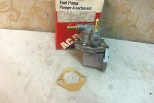 NOS AC DELCO FUEL PUMP PEUGEOT 403 403/7 404 Carb. J7 1965-on # 461-27