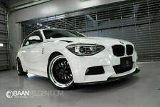 BMW 1 F20/F21 M-TECH FRONT BUMPER SPOILER / SPLITTER