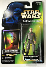 NEW Star Wars POTF Grand More Tarkin with Imperial Issue Blaster Rifle & Pistol