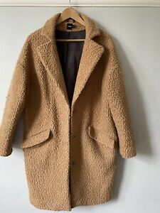 ladies zara coat medium