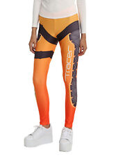 Blizzard Overwatch Tracer Licensed Womens Cosplay Leggings Size Large