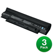 Replacement For Dell J1KND Laptop Battery (4400mAh, 11.1v, Lithium Ion) - 3 Pack