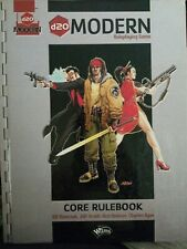 D20 modern core rulebook