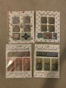 Just Nan Cross Stitch Patterns - NEVER BEEN OPENED -EACH CHART SOLD INDIVIDUALLY