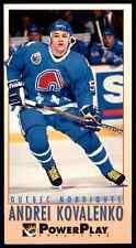 1993-94 Fleer Powerplay Stephane Fiset #198