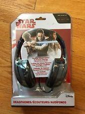 iHome - Star Wars SW-140.3XV7MK Over-the-Ear Headphones Star Wars - Black/Blue