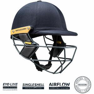 Masuri OS2 MKII Test Helmet - T line - Steel Grid