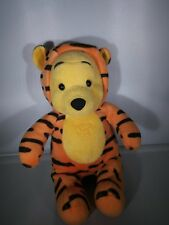 """Disney 10"""" Winnie The Pooh In Tigger Suit Tigger outfit Soft Toy Plush Teddy"""
