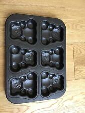 Teddy Bear Cake Tin