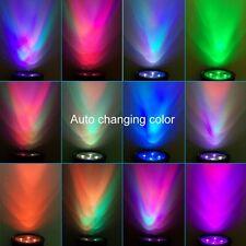 Outdoor Garden LED Solar Landscape Spotlight Wall Light Path Lights Color Change
