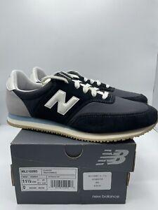 New Balance Comp 100 OG Sneakers Men's Size 11.5 Black/ Wash Blue (MLC100BO)