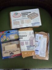 Lot of 6 wooden child woodworking projects Lowes, Kids Workshop