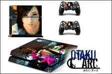 PS4 Skin - Final Fantasy 7 Tifa - Playstation 4 Console+2 Controllers Skin set