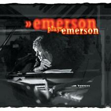 Keith Emerson - Emerson Plays Emerson (NEW CD)