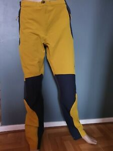 """Rab Torque technical pants / trousers in Dark Sulphur. 32"""" or 34"""". New with tags"""