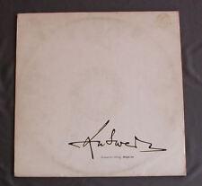 "Vinilo LP 12"" 33 rpm MIDGE URE - ANSWER TO NOTHING"