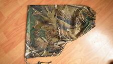 waterproof raincoat rain cover DSLR camera oak camo camouflage water resist case