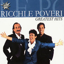 Greatest Hits by Ricchi e Poveri (CD, May-2002, Silver Star) (cd4533)