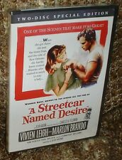 A STREETCAR NAMED DESIRE 2-DISC SPECIAL EDITION DVD, NEW AND SEALED, RARE