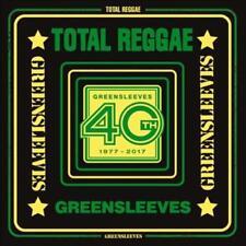 VARIOUS ARTISTS - TOTAL REGGAE: GREENSLEEVES 40TH, 1977-2017 NEW CD