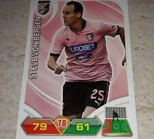 CARD ADRENALYN 2012-13 CALCIATORI PANINI PALERMO VON BERGEN CALCIO FOOTBALL
