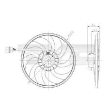 TYC Fan, radiator 837-0037
