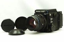 @ Ship in 24 Hours! @ Mamiya RZ67 Pro II Medium Format Camera Sekor Z 150mm f3.5