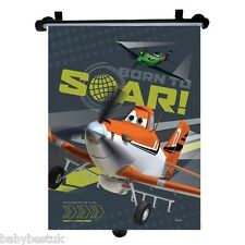Disney Planes Car Window UV Protection Roller Blind Sun Shade - Single