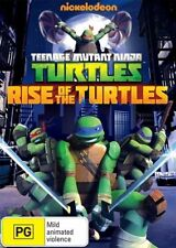Teenage Mutant Ninja Turtles : Rise of The Turtles : NEW DVD