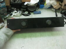 1 western electric 30744A  panel from 41 42 43  tube amplifier