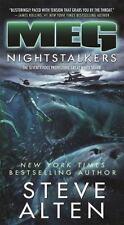 Meg: MEG: Nightstalkers 5 by Steve Alten (2017, Paperback)
