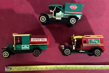 Vintage truck Lot of 3 - No Boxes - plastic and metal