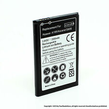 2500mAh Battery for Huawei G710 G716 G610S HB505076RBC