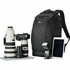 Lowepro Flipside 500 AW II Camera Backpack Black with Rain Cover for DSLR Drone