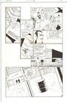 Impulse #39 p.17 - Toxic Waste - 1998 art by Craig Rousseau