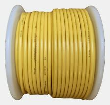 18 Gauge Primary Wire Stranded Yellow 100 FT