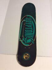 Kryptonics Skateboard Deck Only Green / Black Kryptonics Skateboard #1