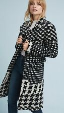 Anthropologie Houndstooth Coat $278 Sold Out!!