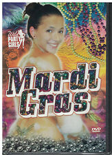 Wild Party Girls Mardi Gras 2006 adult fun DVD caution - for mature viewers only