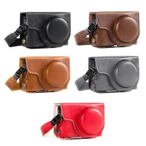 "MegaGear ""Ever Ready"" Leather Case for Panasonic Lumix ZS70, TZ90, ZS80, TZ95"