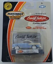 Matchbox Collectibles 1955 Chevrolet Bel Air 2 Tone as on Card 1/64