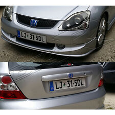 Honda Civic JDM EP EP3 Type R 2004 2005 grill front rear BLUE H Badge Emblem
