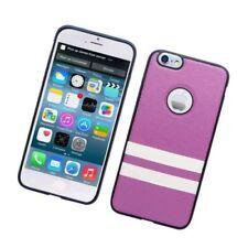 Fundas y carcasas color principal blanco de piel para teléfonos móviles y PDAs Apple
