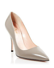 New Kate Spade Women's Gray Pumps - Licorice Pointed Toe, Size 9.5M