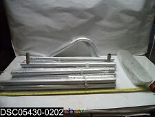 8ft Tension Fabric Display Straight Tube With Soft Case