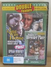 DVD : DOUBLE FEATURE - A LONG WAY HOME / WOMEN OF BREWSTER PLACE - OPHAH WINFREY