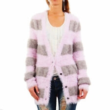 Wool Winter Striped Jumpers & Cardigans for Women