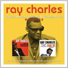 Modern Sounds in Country and Western Fat Cat ray Charles CD